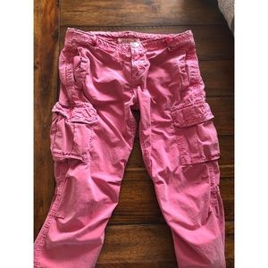 True religion vintage cargo pants